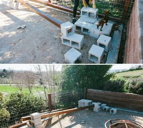 Cinder Block Bench For Your Backyard, Diy, Outdoor Furniture, Outdoor  Living, Woodworking