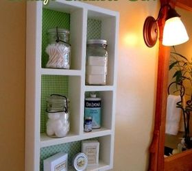 diy cottage wall shadow box shelving bathroom ideas diy shelving ideas small