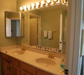 Kids Vintage Travel Inspired Bathroom Renovation For Under 2k, Bathroom  Ideas, Diy, Home