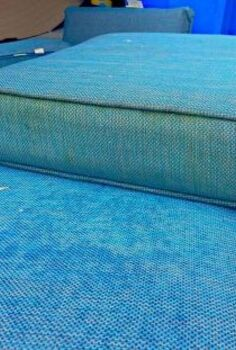 the easy way to clean outdoor cushions, cleaning tips, outdoor furniture