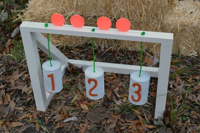 diy bb gun target, diy, how to, woodworking projects