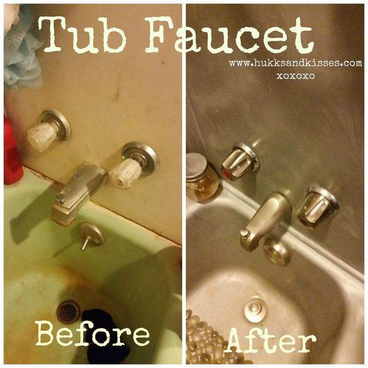 Painted Tub and Shower | Hometalk