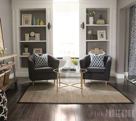 Combined Living Dining Room Makeover, Dining Room Ideas, Flooring, Living  Room Ideas