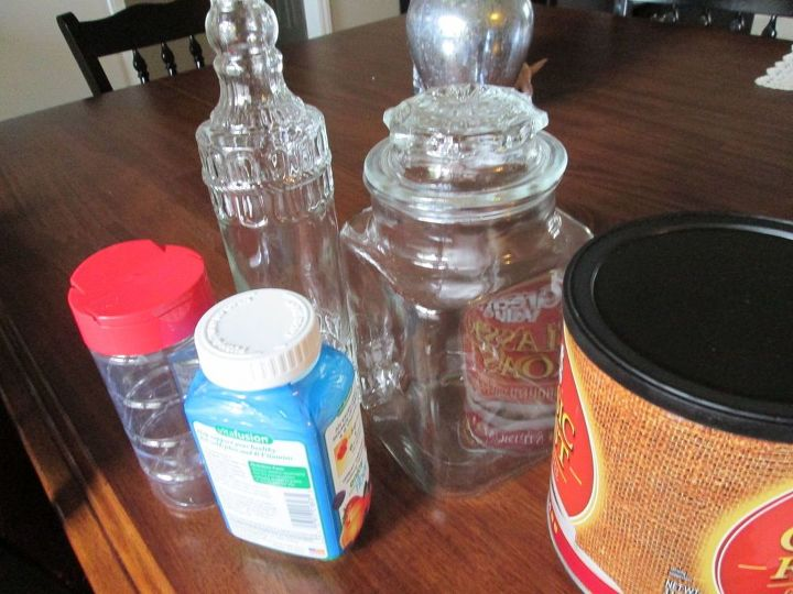 repurposed wine bottles to decorative shabby chic pieces, chalk paint, crafts, repurposing upcycling
