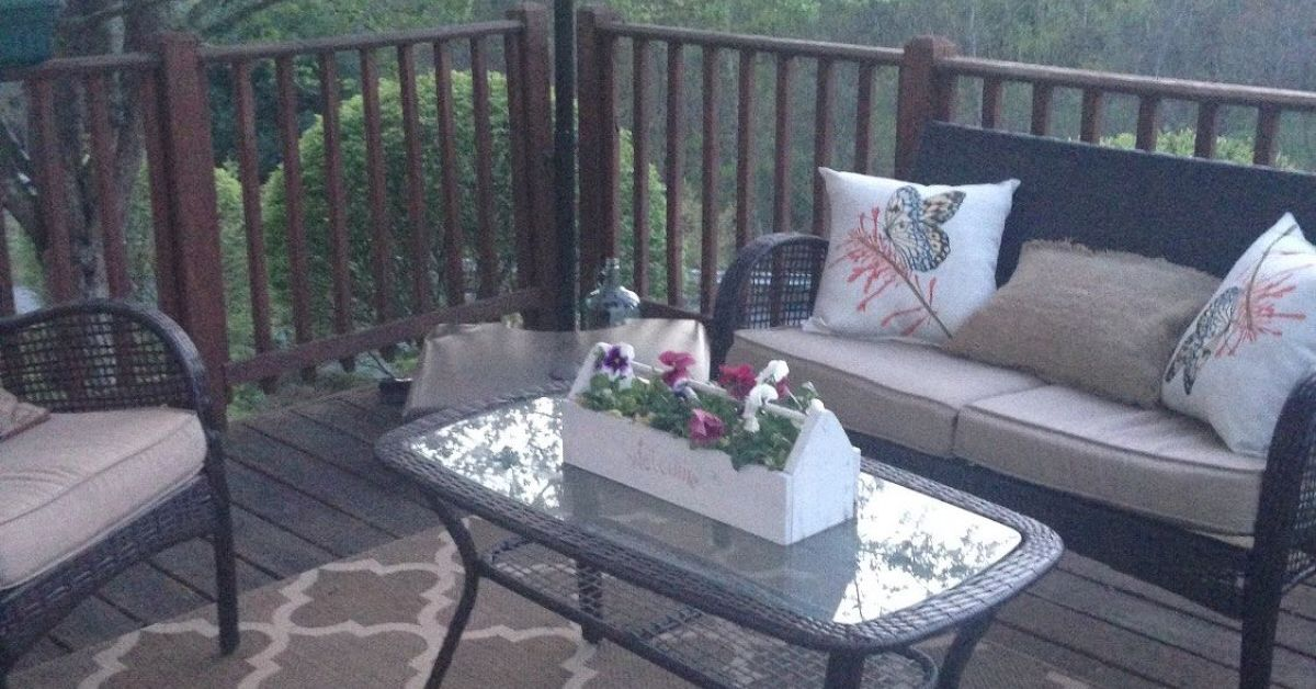 Outdoor Decorating Ideas on The Deck | Hometalk