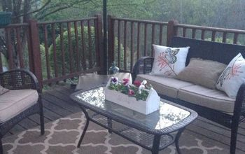 Outdoor Decorating Ideas on The Deck