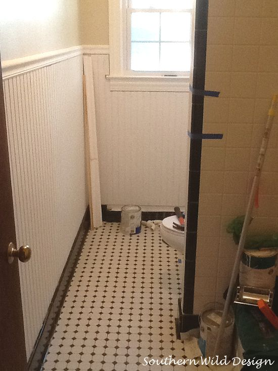 Small Bathroom Makeover Hometalk - Shower makeover for small bathroom ideas