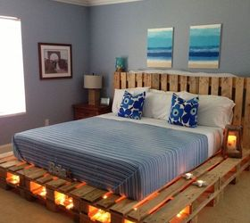 101 Pallet Ideas 101 Pallet Furniture And Pallet Projects, Painted Furniture,  Pallet