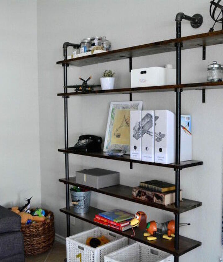 Be smart with toy storage!
