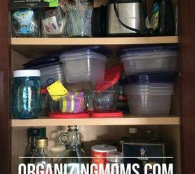 Organizing Food Storage Containers, Closet, Organizing, Storage Ideas