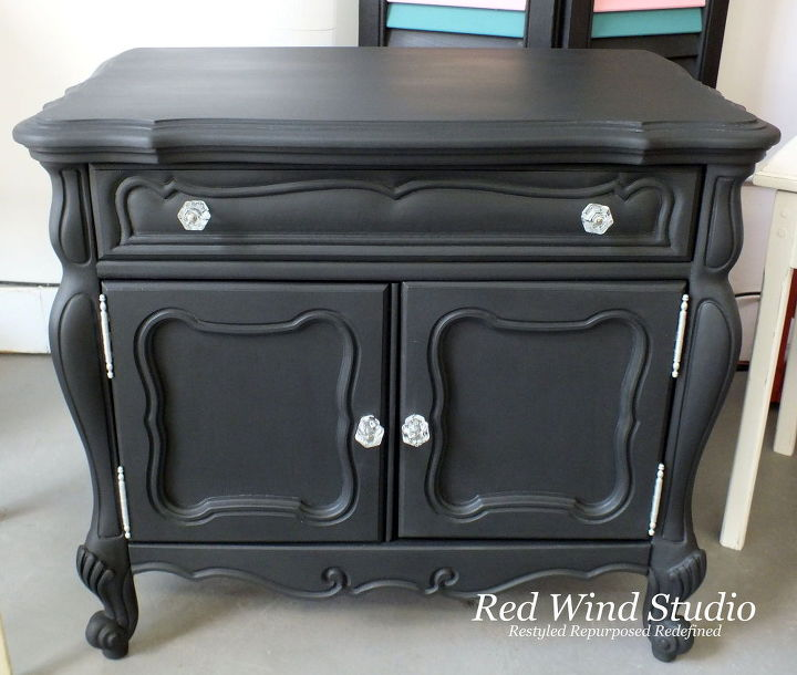 fat wax and steel wool technique for painting furniture, how to, painted furniture