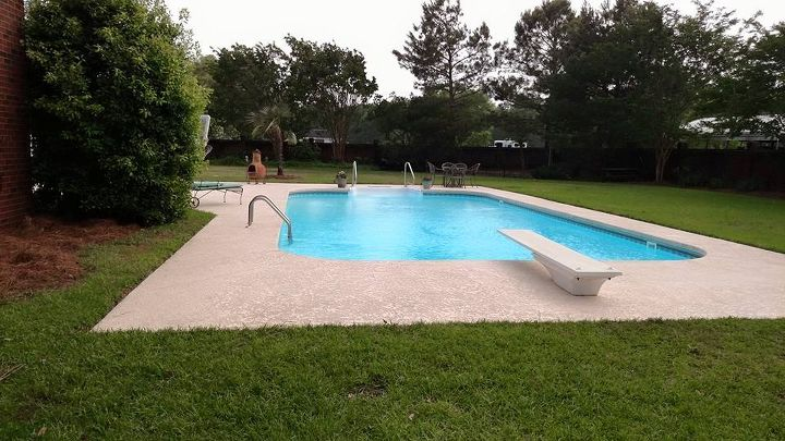 What to Use to Paint A Pool Concrete Deck | Hometalk