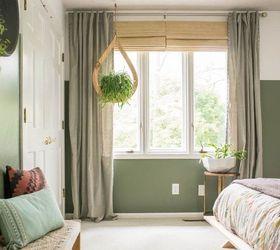 BeforeAfter Modern Eclectic Bedroom Makeover Hometalk
