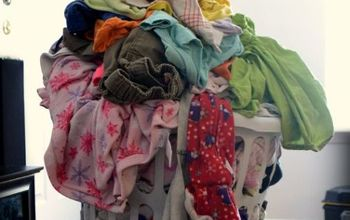 how to organize laundry days, how to, laundry rooms, organizing