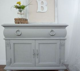 Furniture Makeover Using Valspar S New Chalky Finish Paint, Chalk Paint, Painted  Furniture