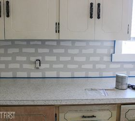 Perfect Diy Cheap Subway Tile Backsplash, Diy, How To, Kitchen Backsplash, Kitchen  Design