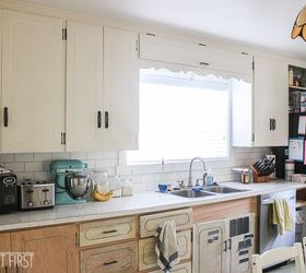 Diy Cheap Subway Tile Backsplash, Diy, How To, Kitchen Backsplash, Kitchen  Design