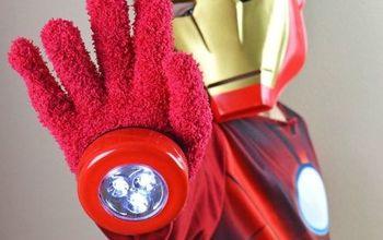 DIY Iron Man Gloves