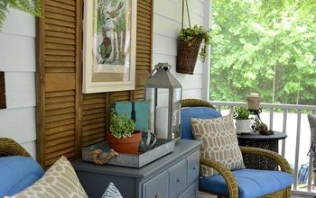 A Southern Screened Porch