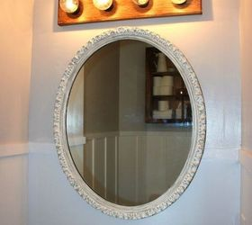 Super Easy Hollywood Light Fixture Upgrade For Under 5, Bathroom Ideas, How  To,