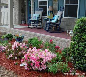 Front Yard Landscape Makeover Plant Guide, Curb Appeal, Gardening, Landscape