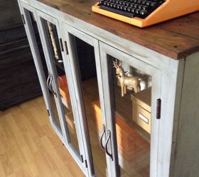 Upcycled Buffet, Painted Furniture, Repurposing Upcycling