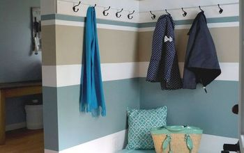 Mudroom: Gutting and Starting Over!