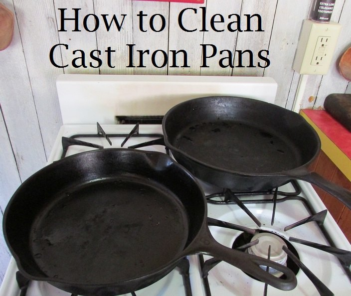 9 tips for caring for cast iron pans, cleaning tips, how to