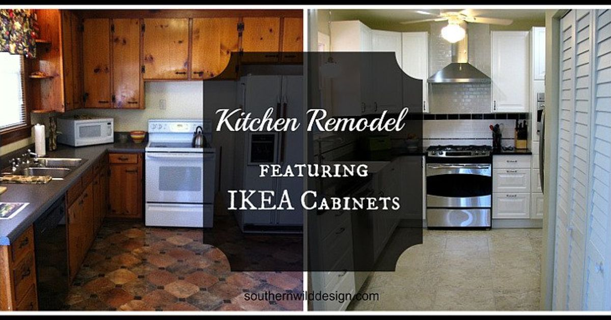 New ikea kitchen hometalk for Ikea greenville sc