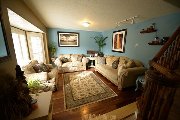 How to Save Money on Renovating and Decorating a Front Room | Hometalk