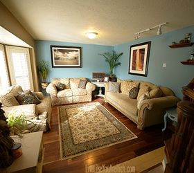 Attractive How To Save Money On Renovating And Decorating A Front Room, Home Decor,  Home