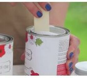 How To Paint Furniture Without Sanding Chalk Based Paint