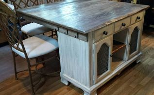 kitchen island furniture. from buffet to rustic kitchen island  design painted furniture Turn Old Bookshelf Into Rolling Kitchen Island Hometalk