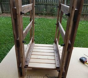 Awesome Arhaus Inspired Diy End Table, Diy, How To, Painted Furniture, Rustic  Furniture