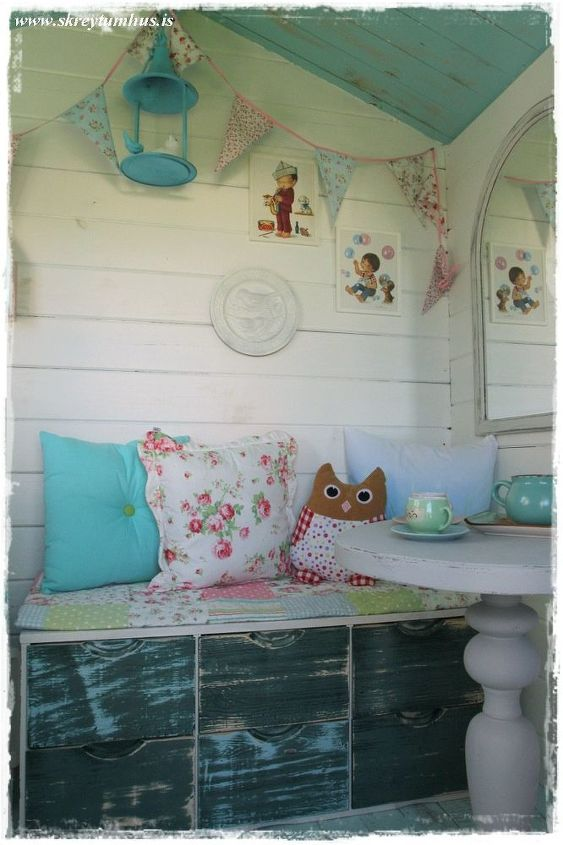 How To Turn A Shed Into Playhouse Fun Diy Hometalk