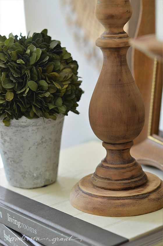 The easiest way to diy some rustic wood candlesticks for Wooden candlesticks for crafts