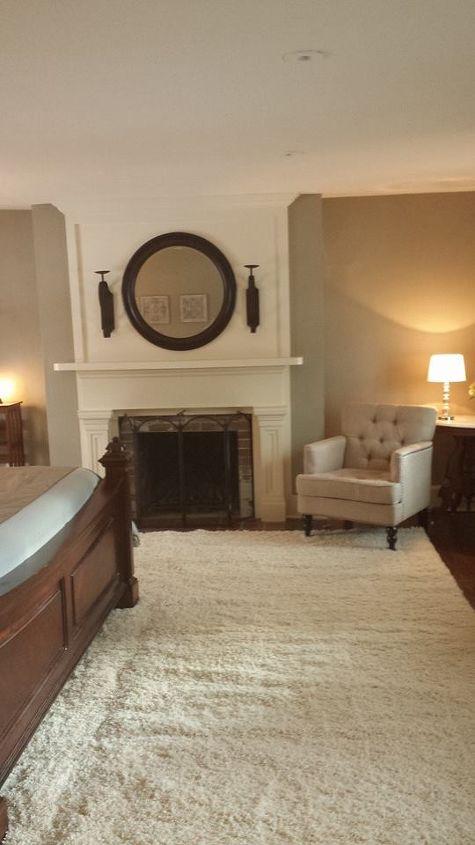master bedroom makeover bedroom ideas fireplaces mantels