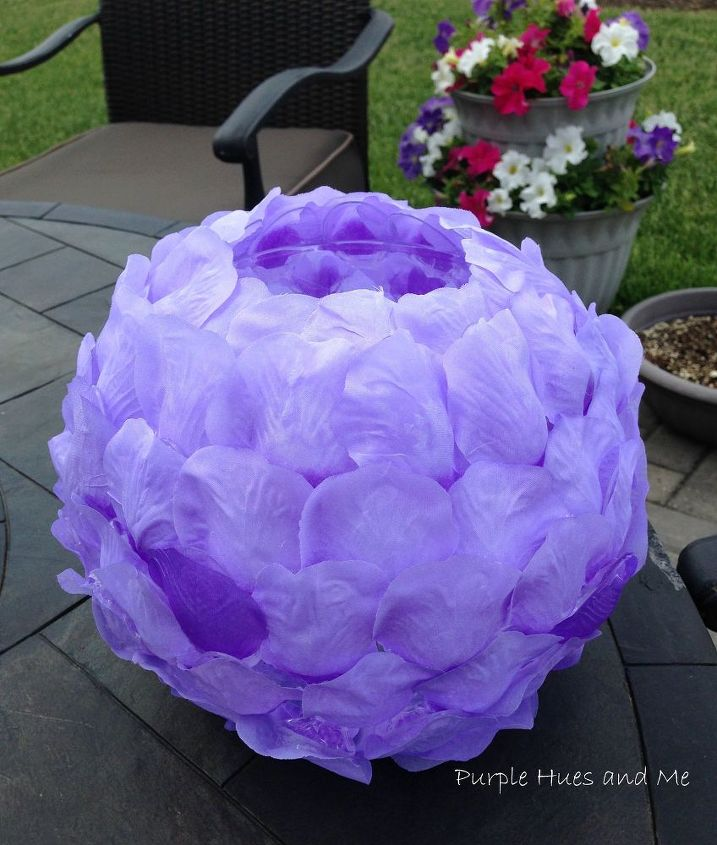 Image result for crafts from flower petals photos