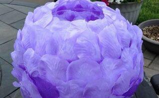 diy rose petals luminary, crafts, how to, outdoor living, repurposing upcycling