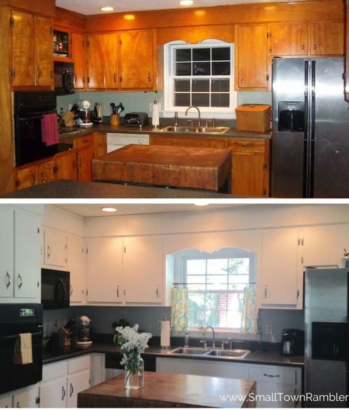 How To Update And Makeover Your Kitchen DIY