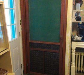 Screen Door Kitchen Pantry Door Hometalk