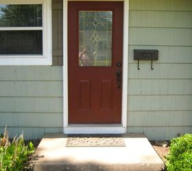 Curb Appeal How To Make Your Front Door Say Welcome Home, Curb Appeal, How
