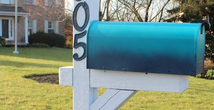 boost your curb appeal with these 5 fun mailbox decorating ideas, curb appeal, flowers, gardening