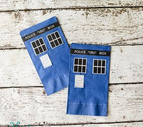 doctor who party paper plates and napkins crafts how to  sc 1 st  Hometalk & Doctor Who Party Paper Plates and Napkins | Hometalk