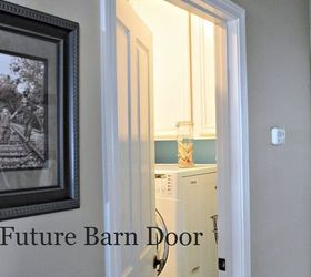 Maximize a Small Space With Barn Doors Hometalk