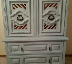 Updated Shabby Chic Dresser, Painted Furniture, Shabby Chic