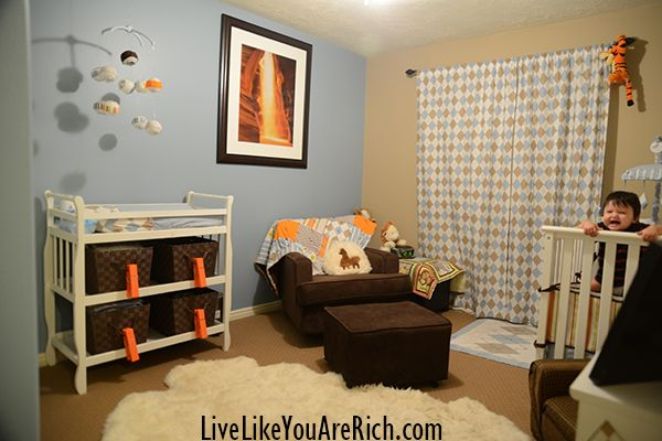 how to save money on a baby s nursery, bedroom ideas, how to