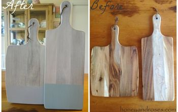 chopping board hack, chalk paint, crafts, how to, repurposing upcycling
