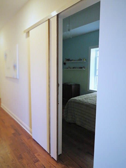 bedroom sliding doors. diy a sliding barn type bedroom door  ideas doors how to DIY A Sliding Barn Type Bedroom Door Hometalk