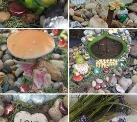 Repurposed Bird Bath To Fairy Garden, Container Gardening, Gardening,  Outdoor Living, Repurposing